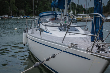 swedish sail boat