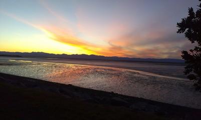 Sunset_nelson nz