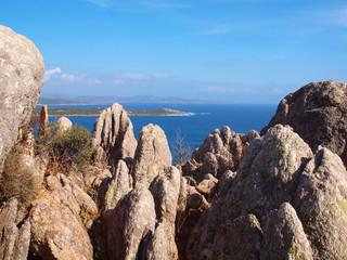 Korsika - Réserve naturelle des Bruzzi