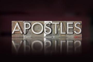 Apostles Letterpress