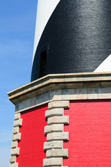 Hatteras Lighthouse architectural detail