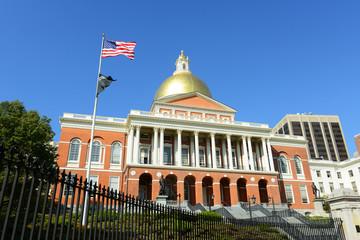 Massachusetts State House, Boston Beacon Hill, Massachusetts