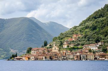 Peschiera Maraglio, Lake Iseo (Italy)