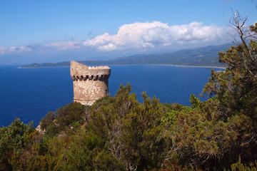 Korsika - Torra di Capu di Muru