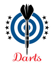 Darts emblem or logo