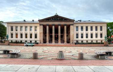 University of Oslo, Norway