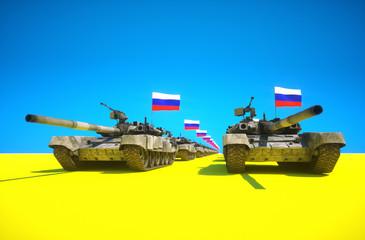 Russian ukraine conflit