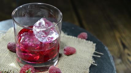 Raspberry Liqueur (not loopable)
