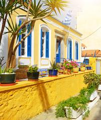 House on Crete. Agios Nikolaos