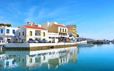 Agios Nikolaos. Crete, Greece