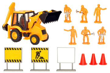 Toy Construction Play Set