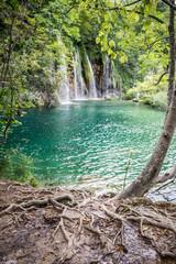 Plitvicka jezera national park Croatia