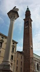 Sir's square at Vicenza