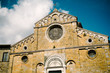 Постер, плакат: Duomo di Volterra Toscana