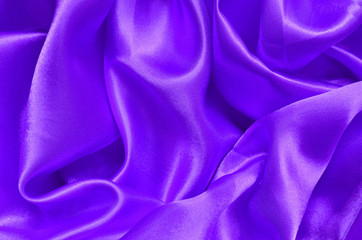 Texture purple satin, silk background
