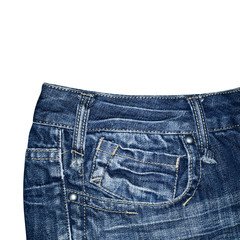 isolated jeans texture background