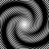 Fototapeta Design whirlpool movement illusion background