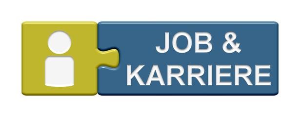 Puzzle-Button: Job und Karriere