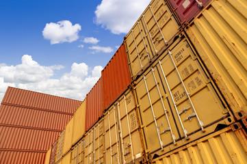 cargo blocks