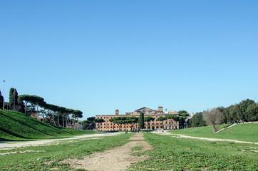 Maximus Circus. Rome Italy