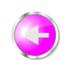 Pink web button