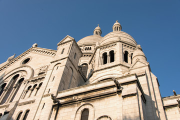 Basilica del  Sacro Cuore Parigi