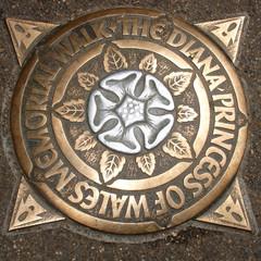 Diana Princess of Wales Memorial Walk - London