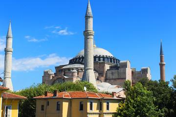 Hagia Sophia Church - Istanbul
