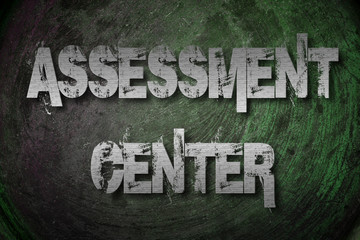 Assessment Center Concept