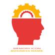 Memory brain symbol