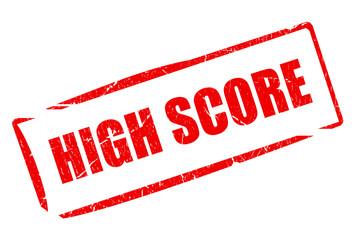 High score stamp