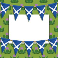 scotland decoration