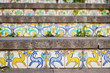 decoration of staircase at Caltagirone - 69574212