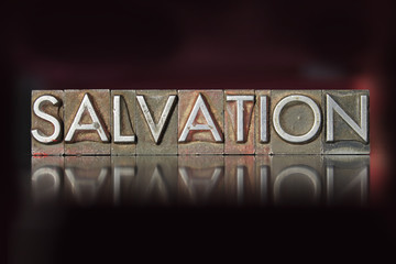 Salvation Letterpress