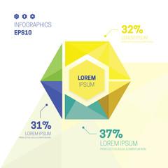 Business design illustration