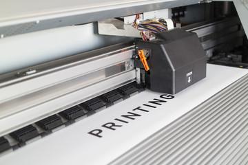 Ecosolvent printer