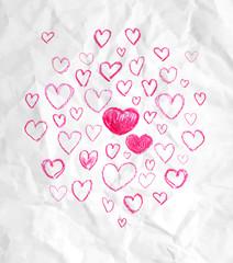 Love. Vector format