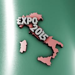 Expo 2015 mappa Italia