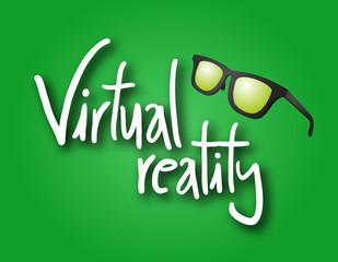 Virtual reality emblem