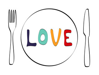 Liebe geht durch den Magen