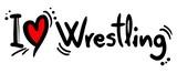 Wrestling love