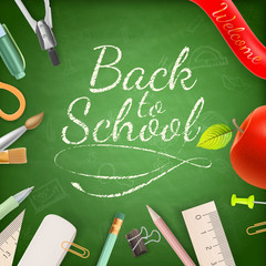 Welcome back to school. EPS 10