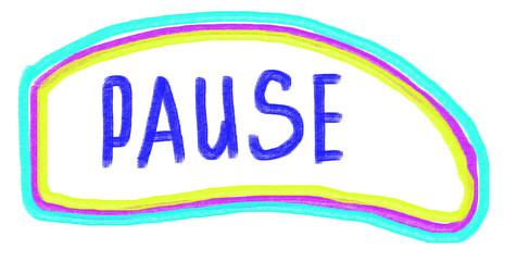 pause concept