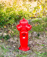 The Red Hydrant