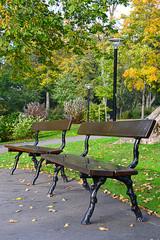 Engelska parken i Varberg