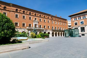 San Juan Square, Teruel