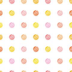 Dot seamless pattern