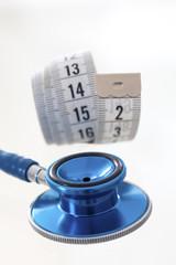 objet medical, symbole prise de poids