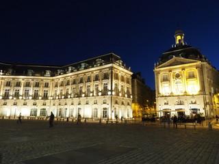 Plaza Real en Burdeos