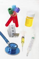objet medical, symbole de santé et medecine